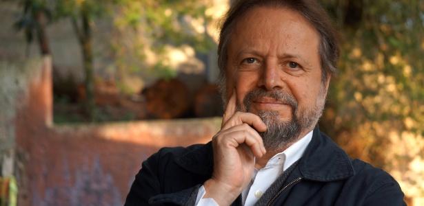 O escritor catarinense Cristóvão Tezza em foto de divulgação - Ana Tezza/Divulgação