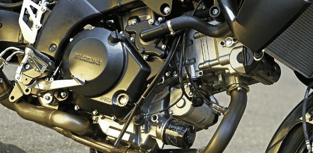 Suzuki V-Strom 1000 2 - Mário Villaescusa/Infomoto - Mário Villaescusa/Infomoto