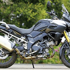 Suzuki V-Strom 1000 ABS - Mário Villaescusa/Infomoto