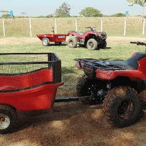 Honda TRX 420 Fourtrax 2014 - Divulgação