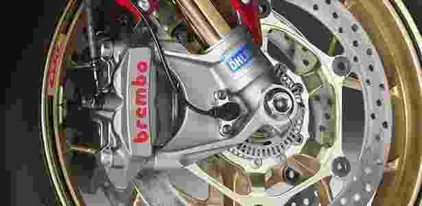 Motos de alta cilindrada e mais potentes têm componentes de maior eficiência - Divulgação - Divulgação