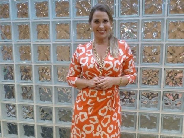 """Andréia Sorvetão grava participação em """"Pé na Cova"""""""