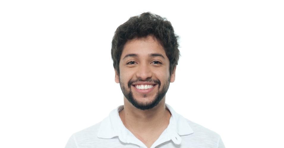"""Leandro Léo é Ricardinho em """"Vitória"""""""