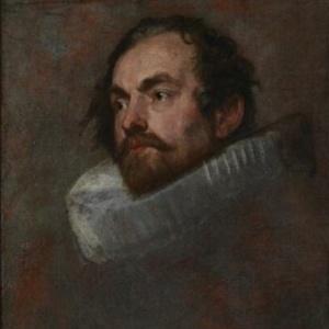 """Obra """"The Magistrates Of Brussels"""" de Van Dyck - divulgação"""