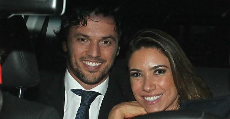 Fábio Faria e Patrícia Abravanel estão juntos desde o meio de 2013