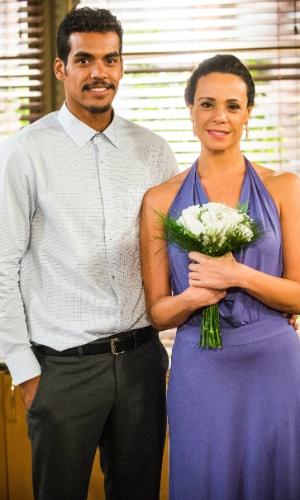 Jairo e Juliana se casam