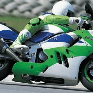 Kawasaki Ninja ZX-9R - Infomoto