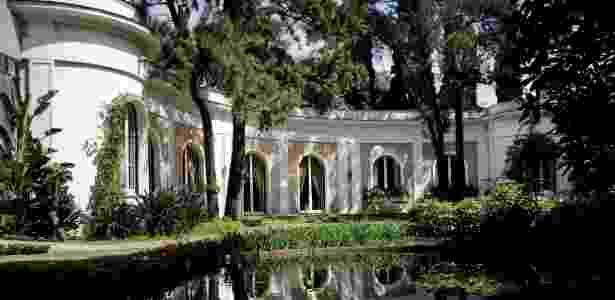 Fachada da Fundação Ema Klabin, nos Jardins - Divulgação