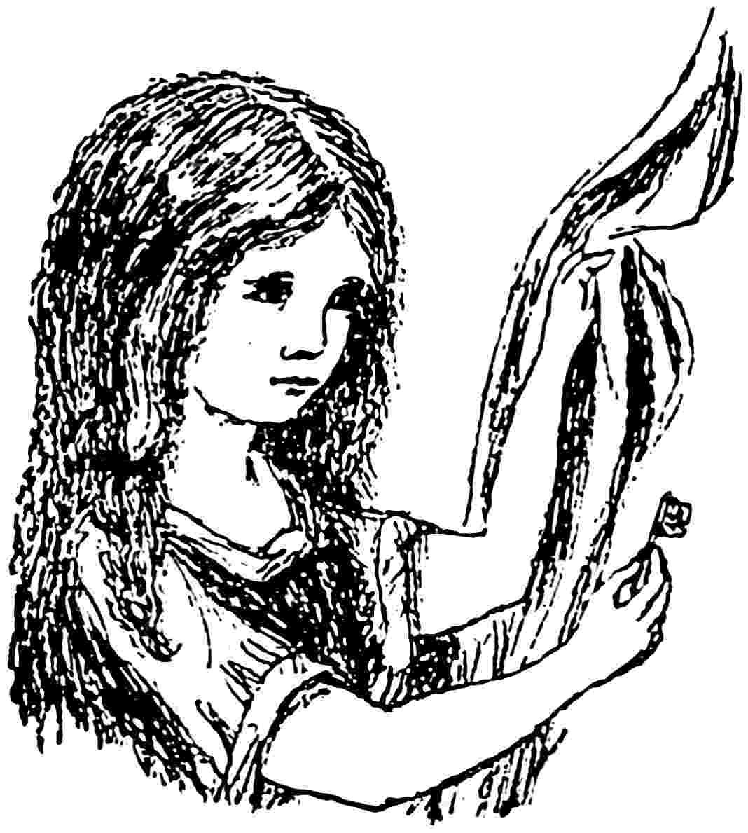 """Ilustração de Lewis Carroll para """"As Aventuras de Alice no País das Maravilhas"""" - Reprodução"""