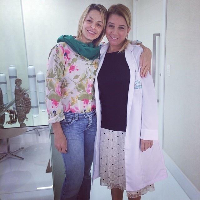 06.mai.2014 - Bianca Rinaldi é um das pacientes de Heloisa Rocha, uma das mais requisitadas médicas ortomoleculares do Rio