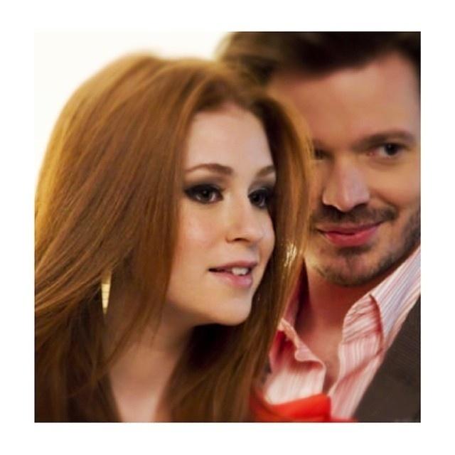 24.abr.2014 - Marina Ruy Barbosa é uma das clientes famosas do hair stylist Tiago Parente