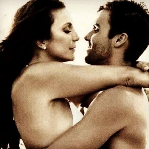 4.jun.2014 - Ivete Sangalo homenageou o marido, Daniel Cady, no dia do aniversário do nutricionista, que completa 28 anos