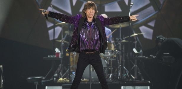 Os Rolling Stones fazem show no dia da estreia do Grêmio na Libertadores de 2016