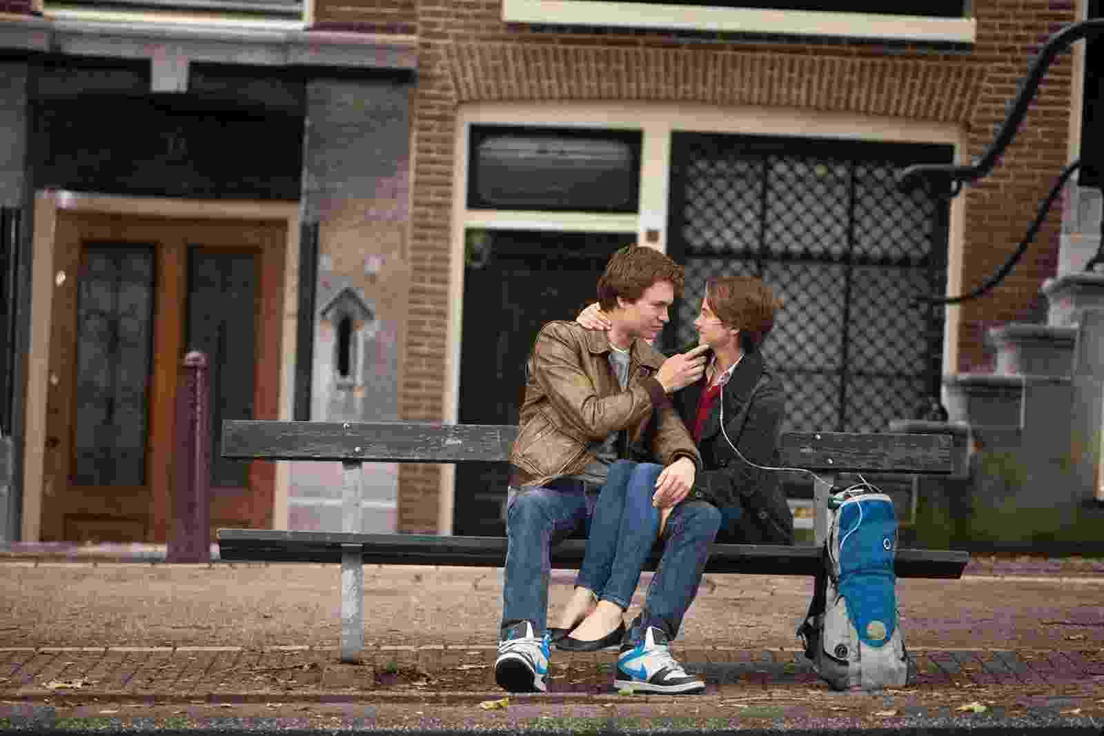 """Cena do filme """"A Culpa é das Estrelas"""", do diretor Josh Boone - Divulgação/Twentieth Century Fox France"""