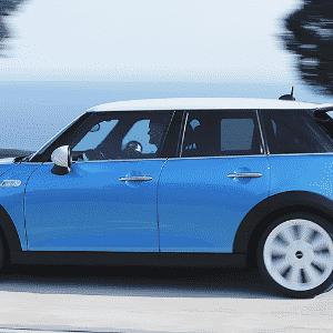 Mini Cooper 4-Portas - Divulgação
