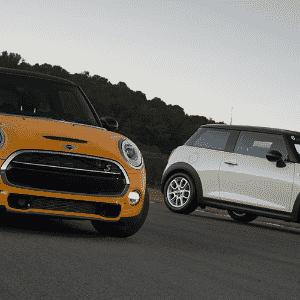 Mini Cooper e Cooper S - Divulgação