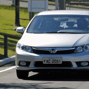 Honda Civic LXR 2014 - Murilo Góes/UOL