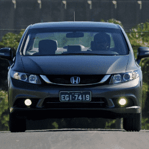 Honda Civic LXR 2.0 FlexOne - Murilo Góes/UOL