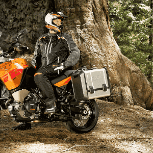 KTM 1190 Adventure - Divulgação