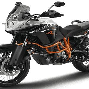 KTM 1190 Adventure R - Divulgação