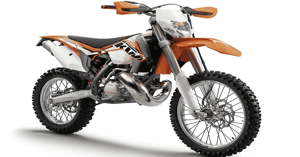 KTM  EXC 300 - Divulgação