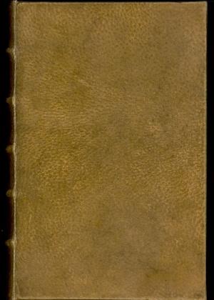 Livro francês do século 19 encadernado com pele humana em Harvard - Reprodução/Harvard