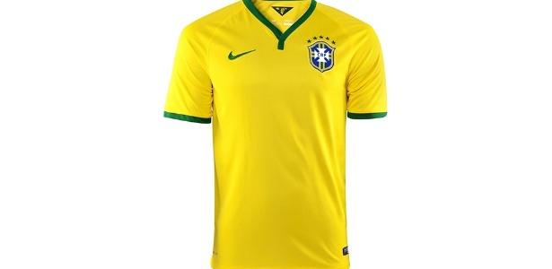 df9e8c6793fc4 Seleção brasileira pode ter calções amarelos em uniforme de 2016 ...