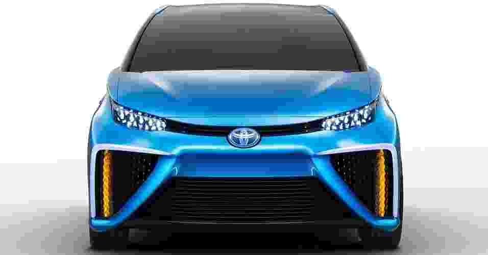 Toyota FCV Concept - Divulgação