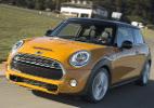 Mini Cooper chega à 3ª geração com foco no prazer; o 1.5 custa R$ 89.950 - Divulgação