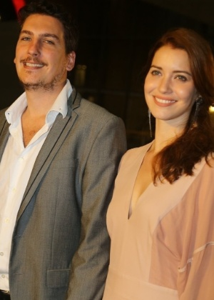O músico e escritor Caio Sóh e a atriz Nathalia Dill estavam juntos desde 2011