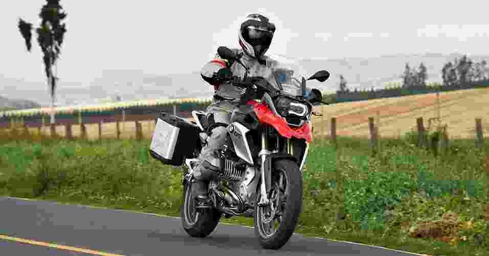 Acessórios para motos - Divulgação