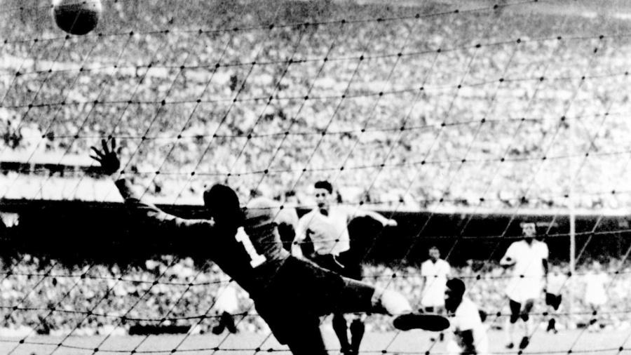 Campeão em 1930, o Uruguai boicotou as duas edições seguintes e só voltou em 1950, no Brasil - Divulgação/AFP