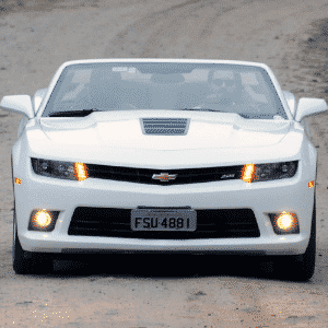 Chevrolet Camaro SS Conversível - Murilo Góes/UOL