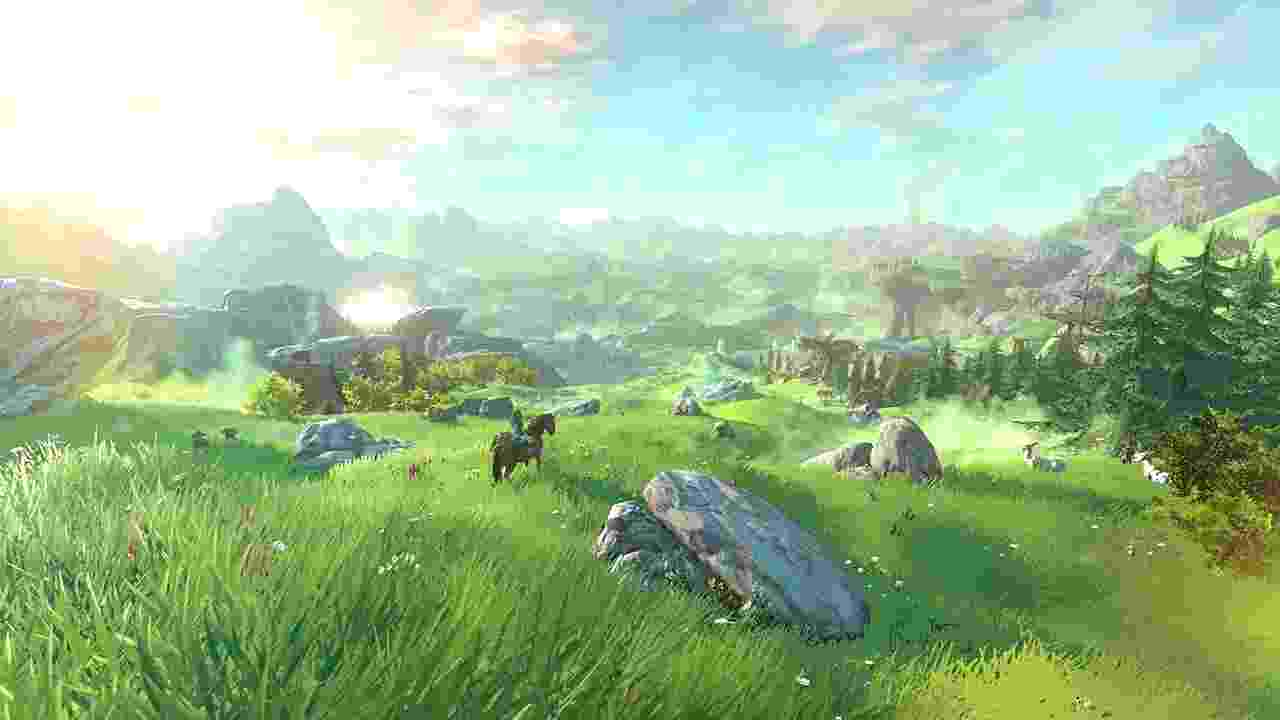 The Legend of Zelda: Breath of the Wild - Divulgação