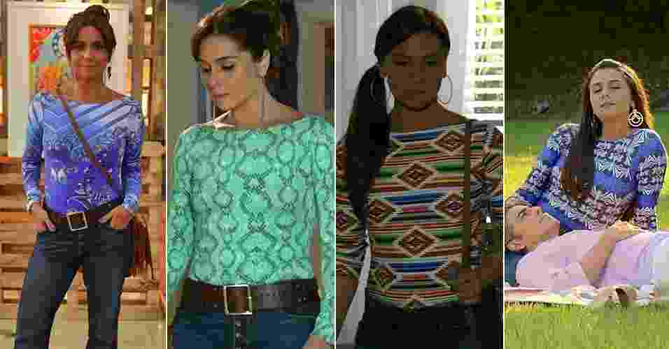 Bodies - Giovanna Antonelli - abre - Reprodução/TV Globo