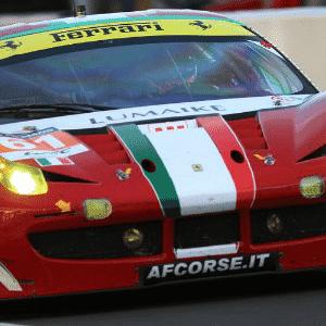 Ferrari 458 Italia - Divulgação