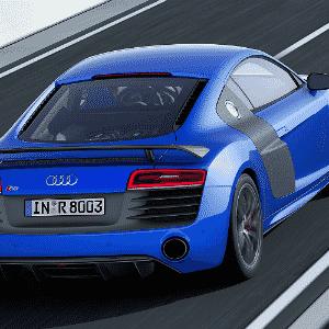Audi R8 LMX - Divulgação