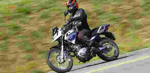 Yamaha XTZ 150 Crosser 2014 - Mario Villaescusa/Infomoto - Mario Villaescusa/Infomoto