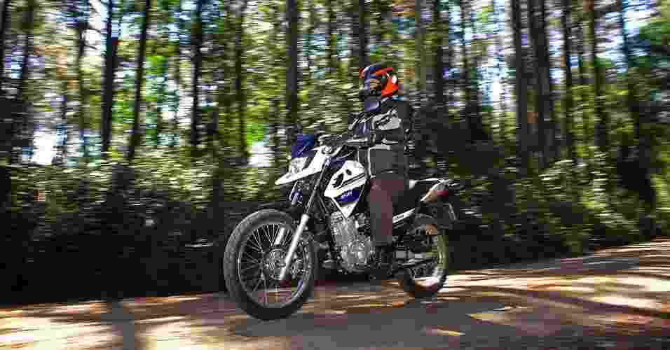Yamaha XTZ 150 Crosser 2014 - Mario Villaescusa/Infomoto