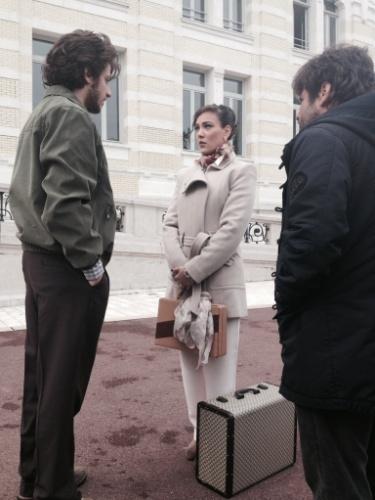 Adriana Birolli como Maria Marta grava cenas em Genebra, na Suíça, onde foram rodadas cenas do flashback da história que envolvem os personagens. A segunda parte da gravação aconteceu em  Petrópolis, região serrana do Rio de Janeiro