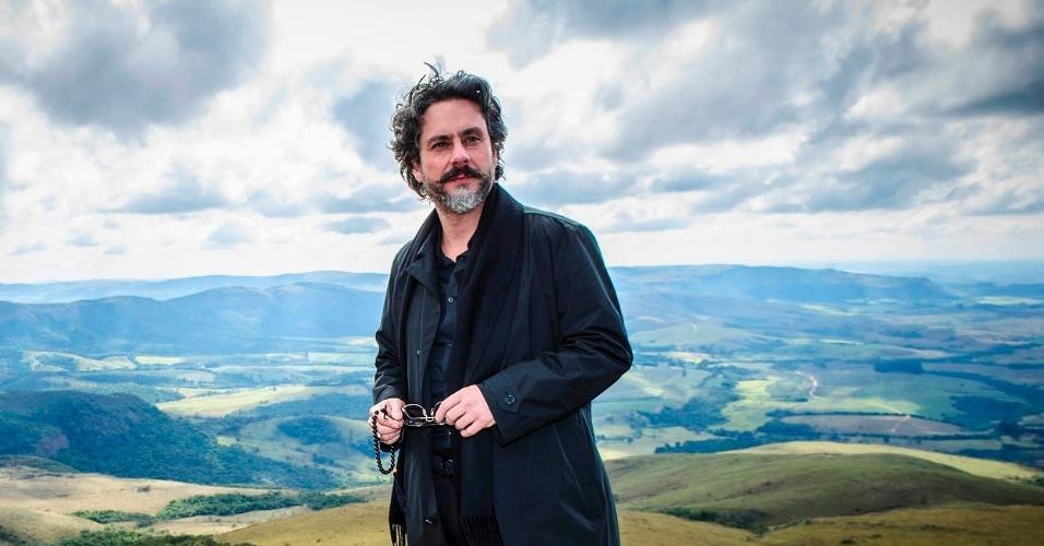 """Alexandre Nero grava cenas da novela """"Império"""" na Suíça"""