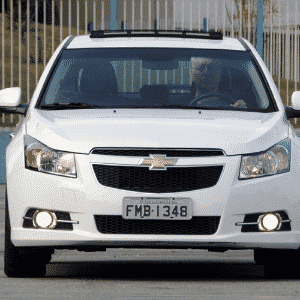 Chevrolet Cruze Ecotec 6 Speed LTZ - Murilo Góes/UOL
