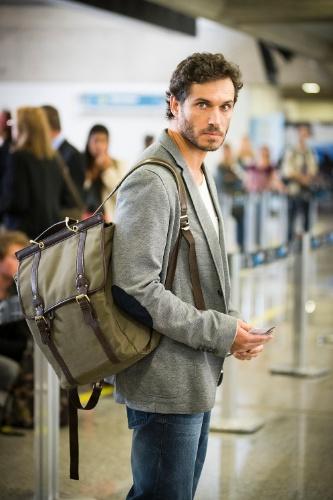 O ator Paulo Rocha dará vida a Orville, que mesmo casado com Juju Popular (Cris Vianna) terá um caso com Carmem Godinho (Ana Carolina Dias)