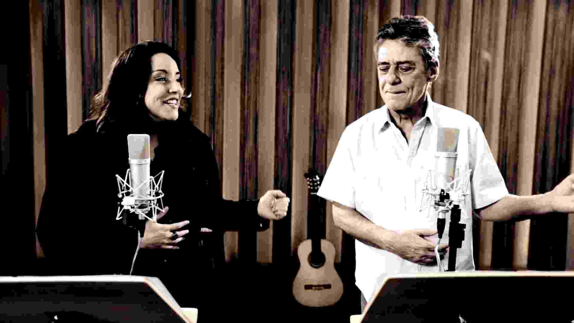Ana Carolina e Chico - Divulgação