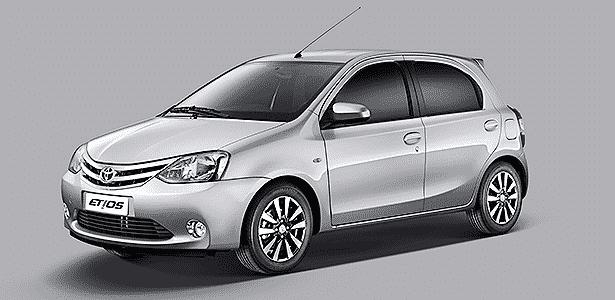 Toyota Etios Platinum hatch - Divulgação - Divulgação