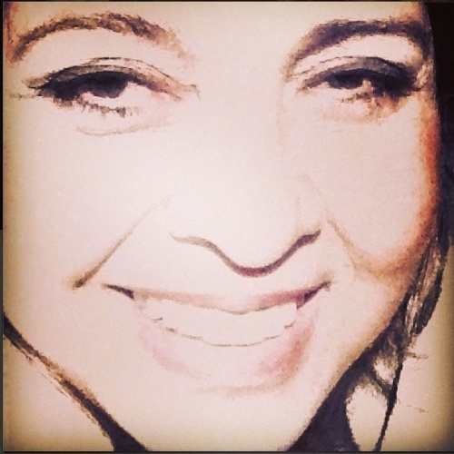 19.jun.2014 - Roberta Miranda elogia os próprios olhos no Instagram