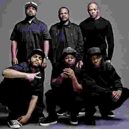 Dr. Dre e Ice Cube - Reprodução - Reprodução
