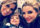 Ex-BBB Vanessa posta foto com o filho de Clara - Reprodução/Instagram