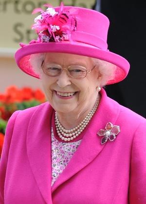 A Rainha Elizabeth II - Getty Images