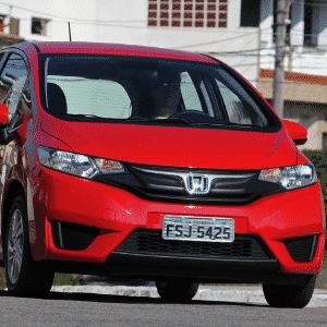 Honda Fit LX CVT - Murilo Góes/UOL